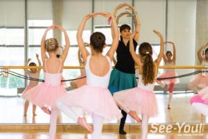 Portes Ouvertes à l'Académie de Danse Daniela Gihr - Strasbourg