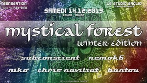 Mystical Forest Winter Edition