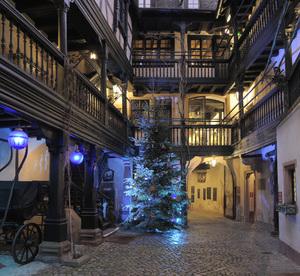 image - Noël au musée alsacien