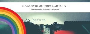 image - Nanowrimo 2019 Lgbtqia+