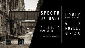 image - Spectr UK Bass : Lowlo Debut