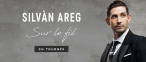 Silvan Areg sur le fil