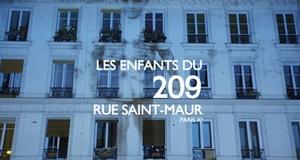 Les enfants du 209 rue Saint-Maur, Paris Xe