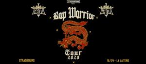 Rap warrior Tour : IAM + 1e partie (complet) - Strasbourg