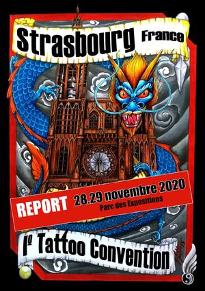 Strasbourg Tattoo Convention
