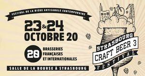Strasbourg Craft Beer Festival #3 - Strasbourg