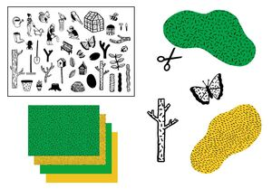 Ateliers jardins - Jardins graphiques