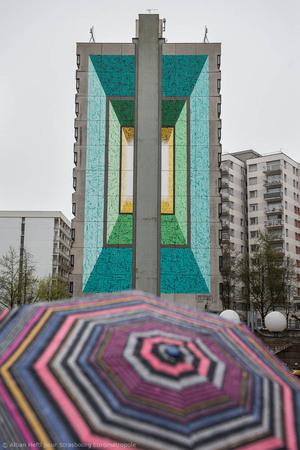 Visite la Krut' x Street art