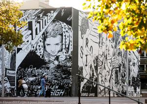 Visite Gare x Street art