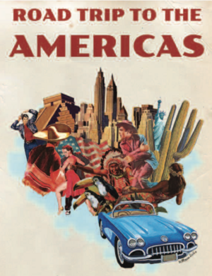 ROAD TRIP TO THE AMERICAS