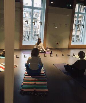 Atelier Archi-Yogi-Yoga