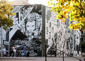 Visite - Gare x Street Art