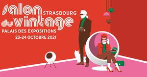 Salon du Vintage de Strasbourg 2021