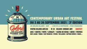 Colors - Urban Art Festival - Vol.3