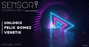 SENSORY #1 - Unlogix + Felix Gomez