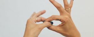 Deaf, not mute Christine Sun Kim