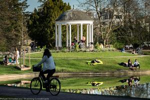 Visites : Le Parc de l'Orangerie