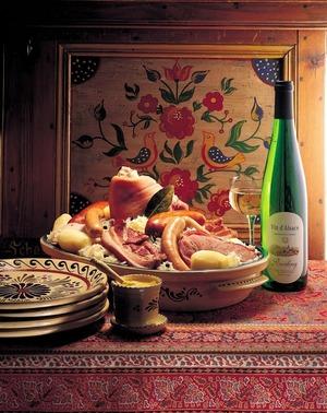 Patrimoine et gastronomie