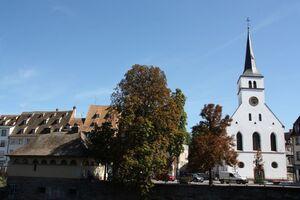 La Krutenau, un quartier chargé d'histoire