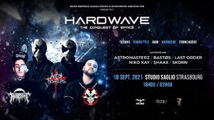 Hardwave : The Conquest Of Space