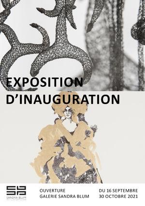 Vernissage Galerie Sandra Blum