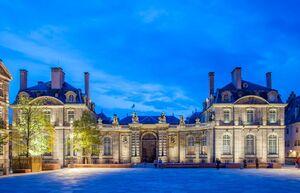 La vie princière au Palais Rohan