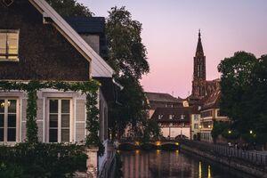 La vieille ville, de la cathédrale à la Petite France