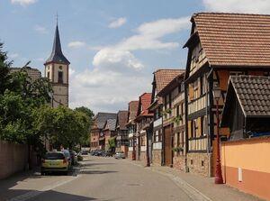 À la découverte de Geispolsheim