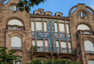 À la découverte de l'Art Nouveau