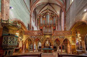 L'église Saint-Pierre-le-Jeune protestante