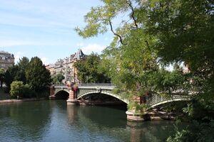 Strasbourg et ses ponts