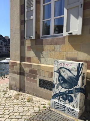 Les techniques et supports du Street Art