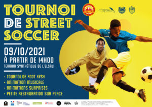 TOURNOI DE STREET SOCCER
