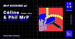 MrP w/ Céline (Sundae - Paris) & Phil MrP