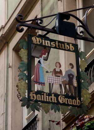 Petite histoire des auberges, winstubs et brasseries