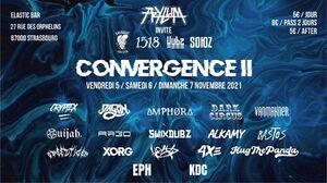AZYLUM presents: CONVERGENCE#II