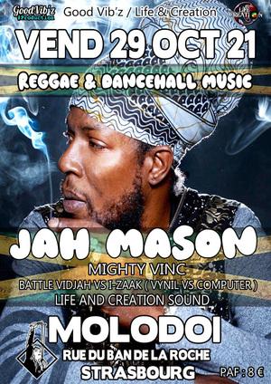 JAH MASON (Jamaïque)