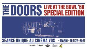 Concert : The Doors Live At The Bowl '68 - au Cinéma Vox