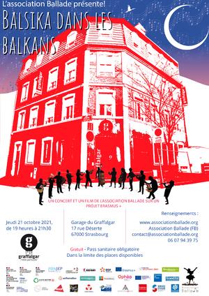 Balsika et le concert de Ballade