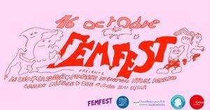 Concert FEMFEST x Stras Méd x Molodoï