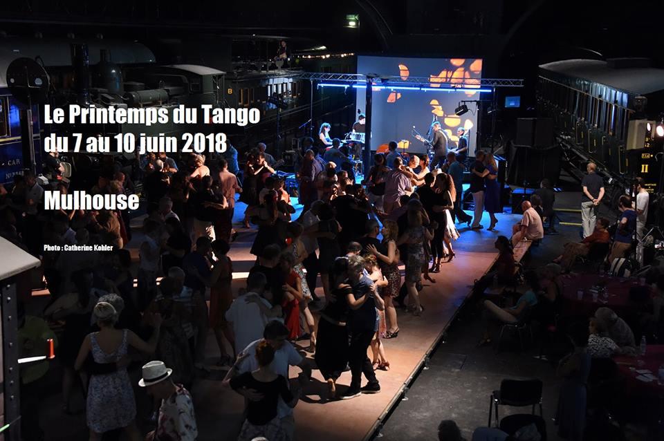 Le Printemps du Tango est de retour pour une 7e édition du 6 au 9 juin à Mulhouse. Rendez-vous incontournable dans le Grand Est autour de la culture argentine, il réunira des pointures et talents émergents dans des lieux variés et originaux.