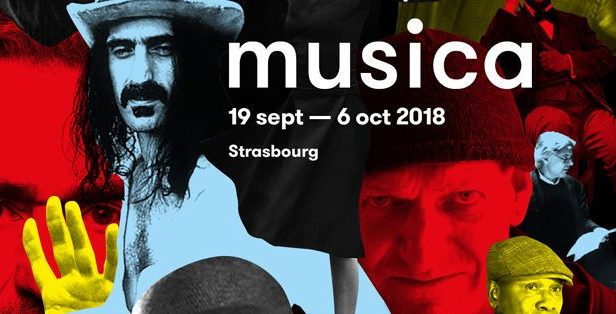 Rendez-vous incontournable de la rentrée, le Festival Musica enchantera une nouvelle fois la ville de Strasbourg, à l'occasion de sa 36e édition, du 19 septembre au 6 octobre.