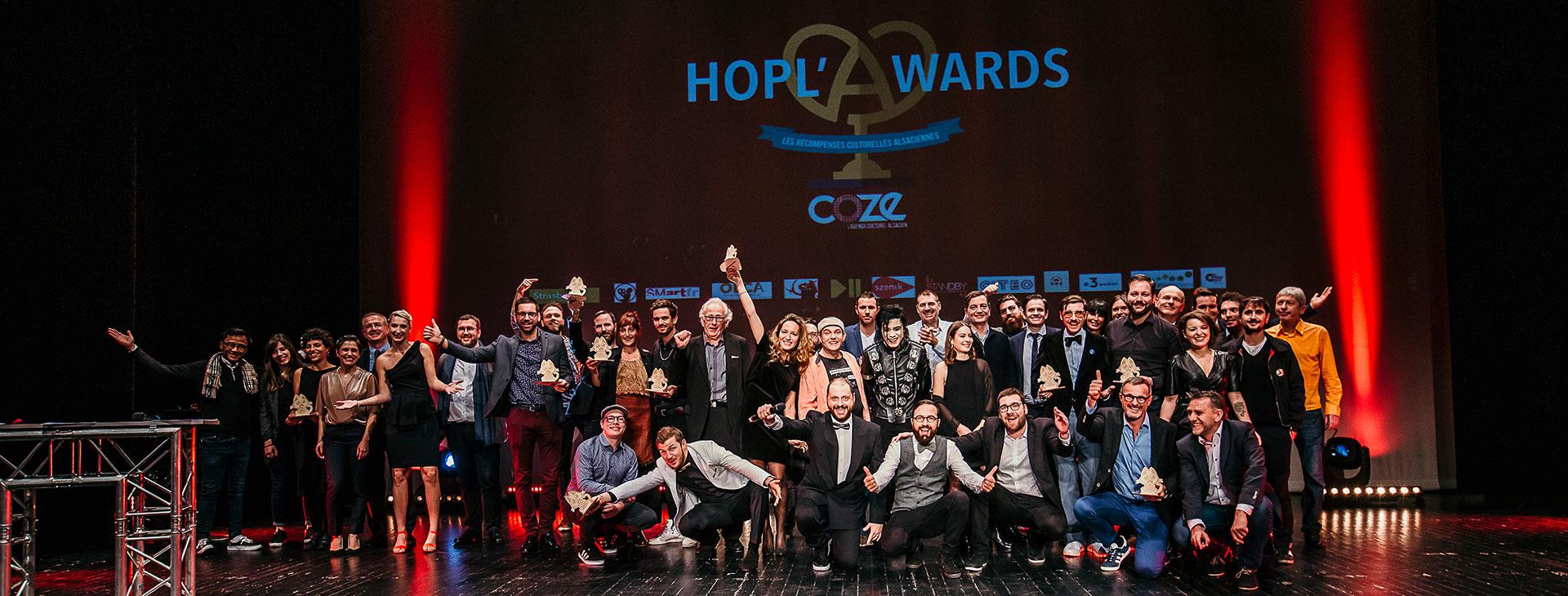 Palmarès des Hopl'Awards 2019