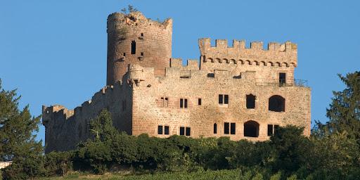 Châteaux Forts d'Alsace