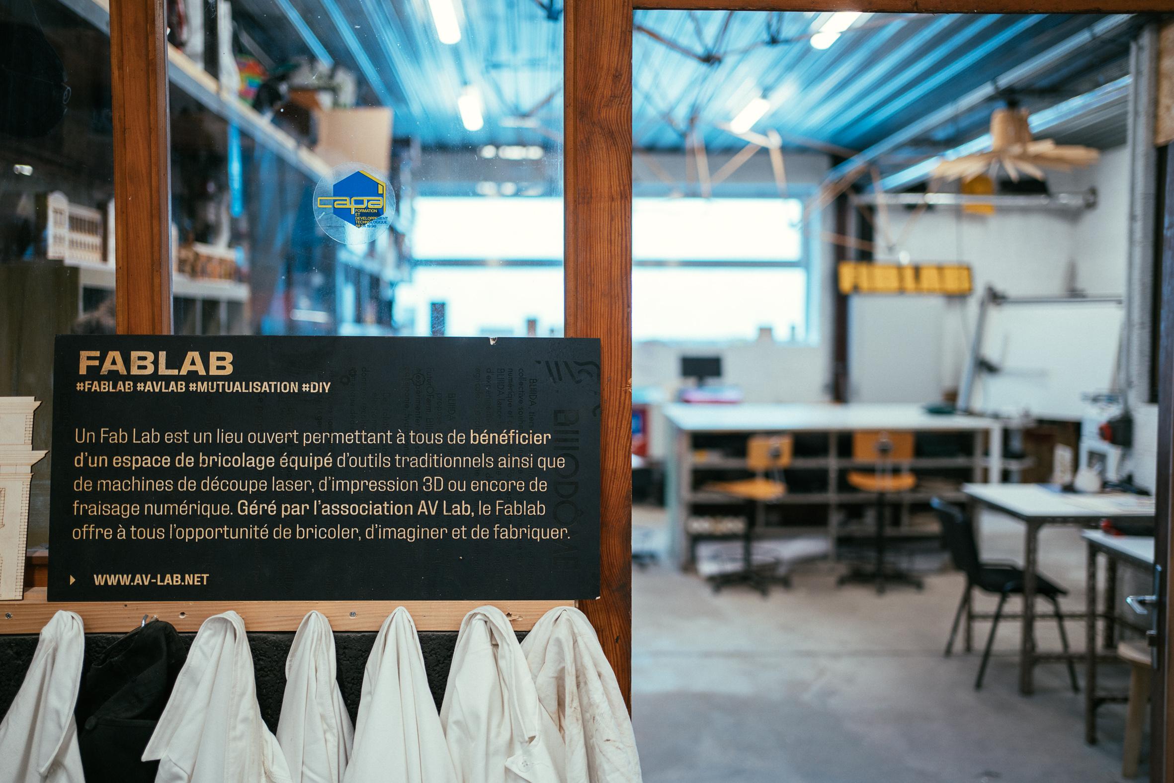 Les Ateliers Eclairés Strasbourg