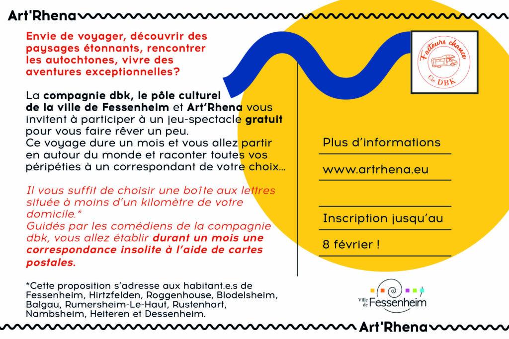 Facteurs chance Art'Rhéna