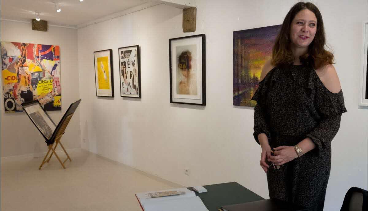 Galerie Delphine Courtay Strasbourg