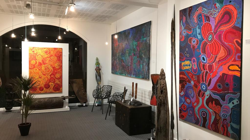 jungle art galerie