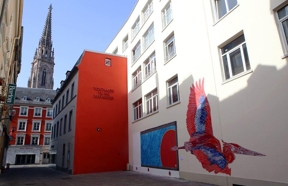Mulhouse art