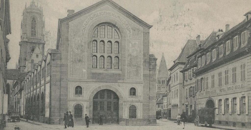 Les sites de l'UNESCO en Alsace